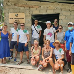 Bawah Anambas Foundation In Action: A Trip To Telaga